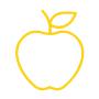 Ícono manzana - equipo integral ampuvalia preguntas frecuentes