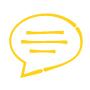 Ícono mensaje - equipo integral ampuvalia preguntas frecuentes